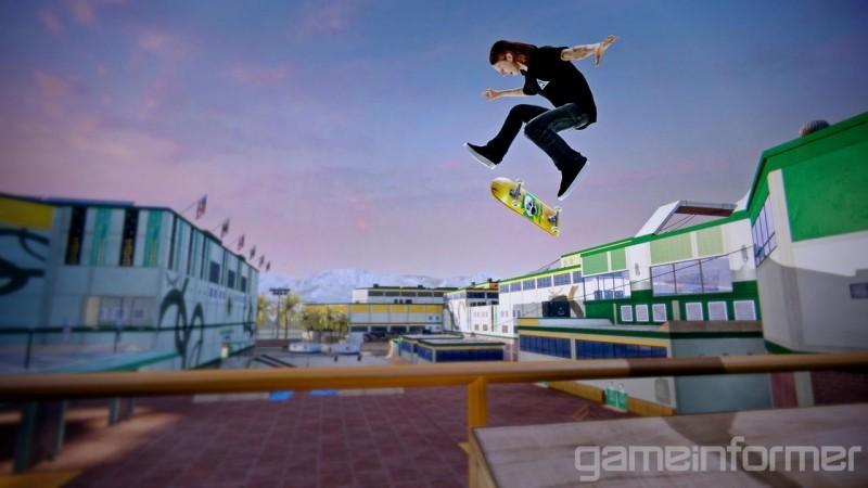 tony hawk pro skater activision gaming console robomodo