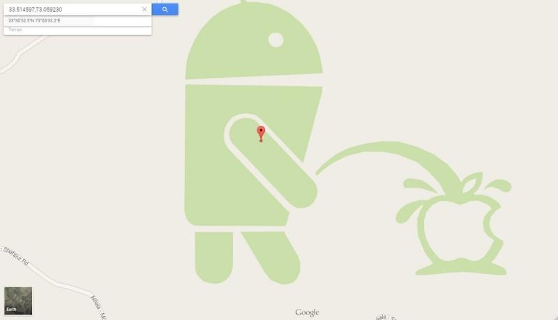 google map maker google maps maps vandalism