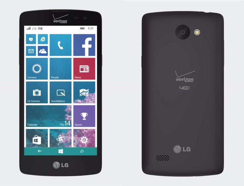 lancet verizon windows phone lg windows phone 8.1 lg lancet