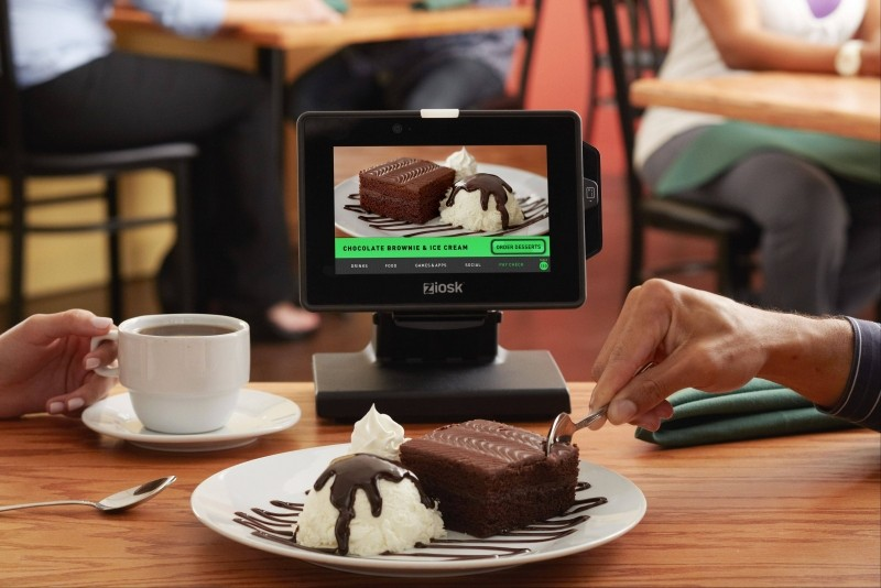tablets gimmick tablet restaurant