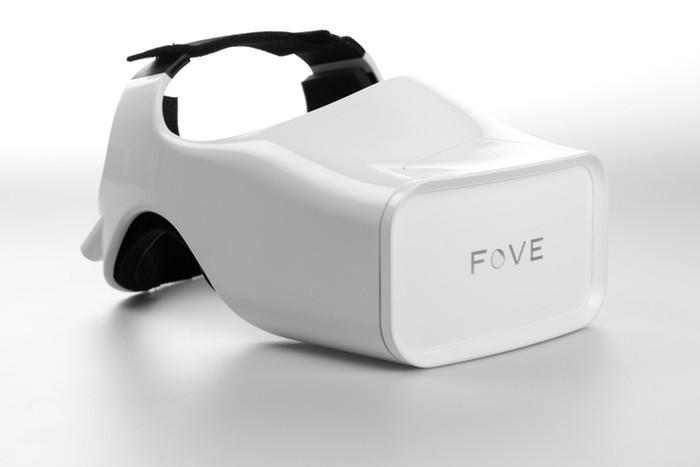 oculus kickstarter valve htc pc virtual reality vr vr headset oculus rift eye tracking vive vr fove depth of field fove headset eye tracking technology