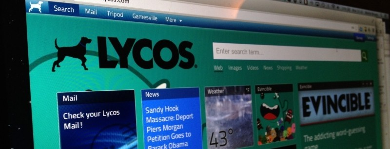 internet lycos search ip patents technology patents