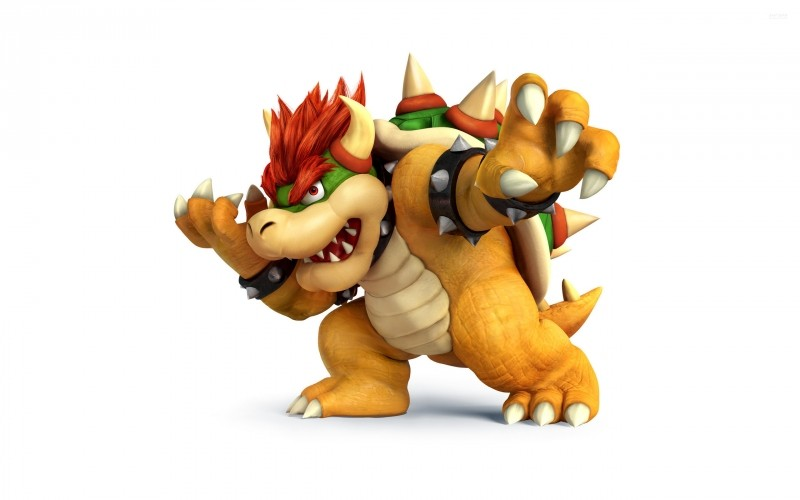 bowser sales nintendo