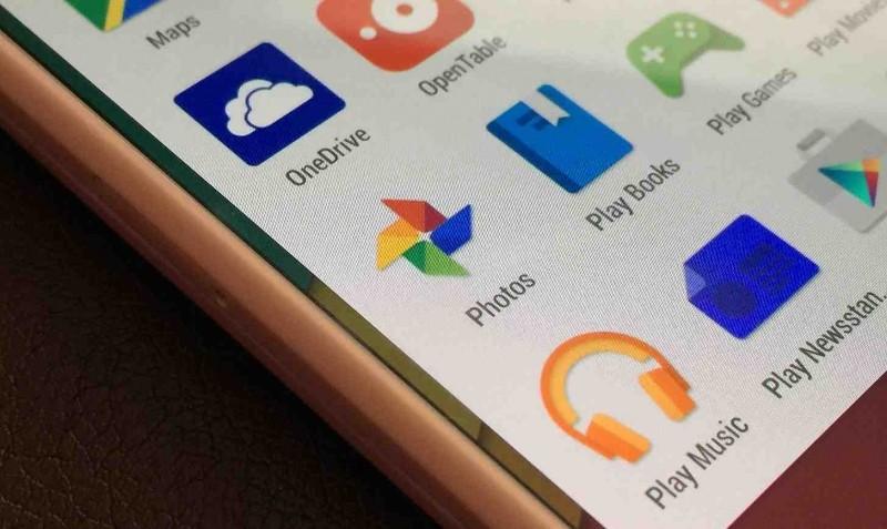 screenshots google photos android google plus