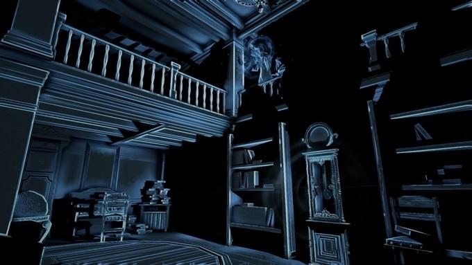 bioshock veterans working horror game play blind woman bioshock gaming horror irrational games perception