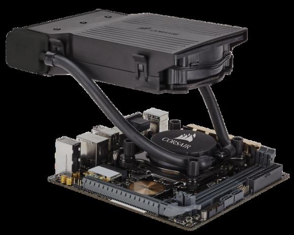 corsair bulldog computex barebones kit computex 2015
