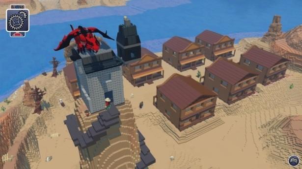 play lego worlds minecraft competitor lego minecraft gaming lego worlds