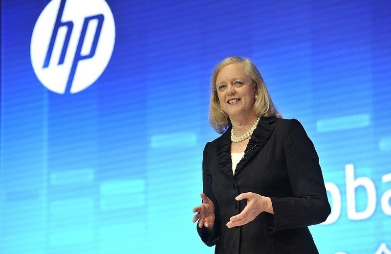meg whitman nov enterprise storage dram hp hard drive hewlett packard flash memory hp enterprise the machine memristors