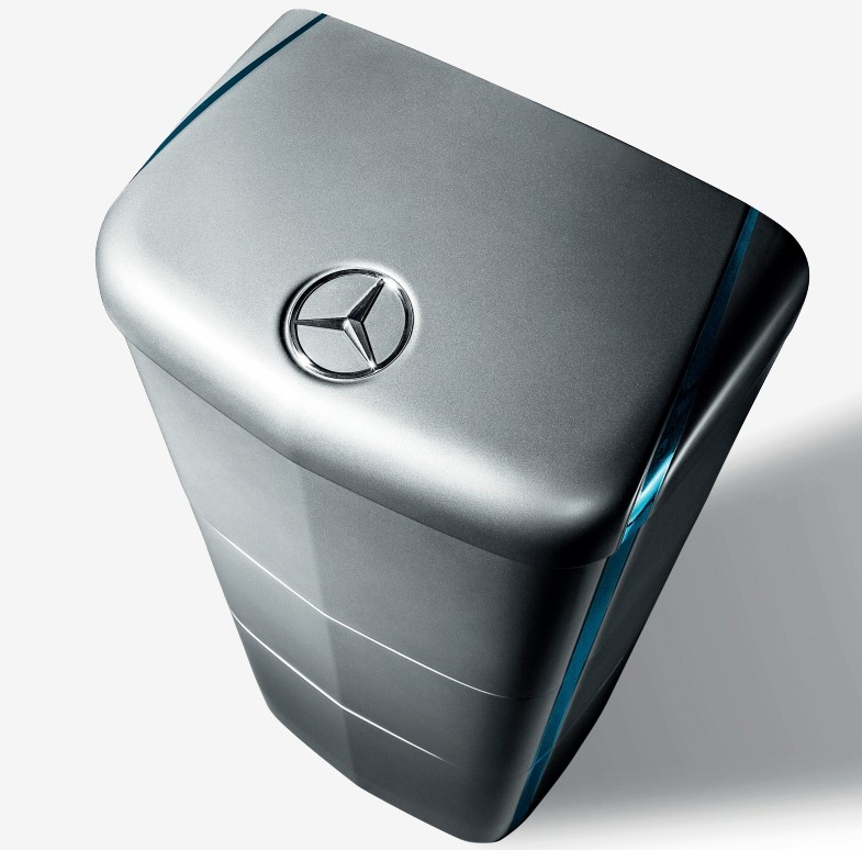 Mercedes benz to compete with tesla in home battery market for Mercedes benz batteries