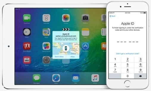apple watch iphone wwdc passcode pin anti-theft apple watch ios 9 wwdc 2015 6-digit passcode