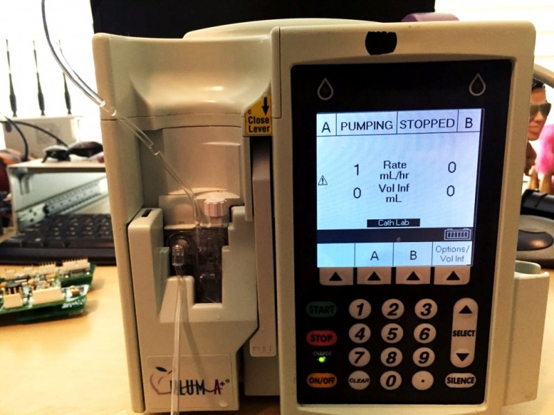 researcher attack vulnerability hack billy rios drug pump infusion pump hospira