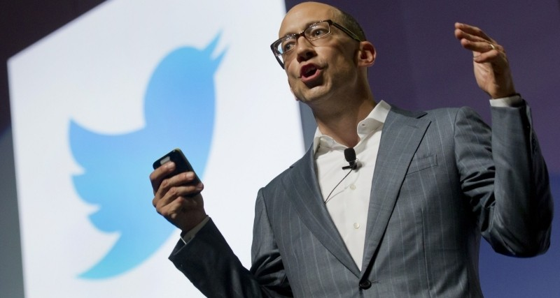 **** costolo twitter ceo jack dorsey ceo twitter square