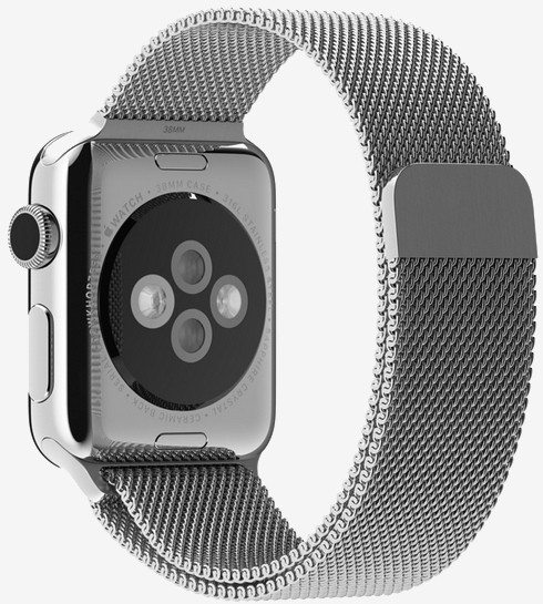 apple watch apple bill of materials smartwatch