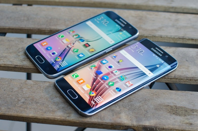 respectable samsung galaxy s6 iphone android smartphone sales galaxy s6 edge