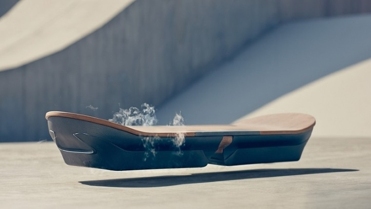 Lexus Creates Hoverboard That Actually Looks Like A