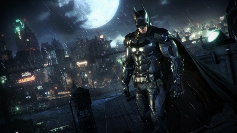 batman arkham knight review arkham knight