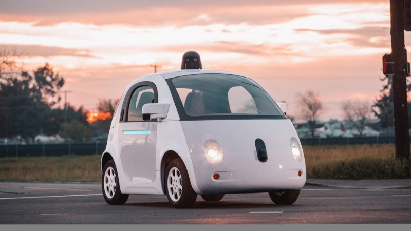 google self driving car autonomous car google car google pod
