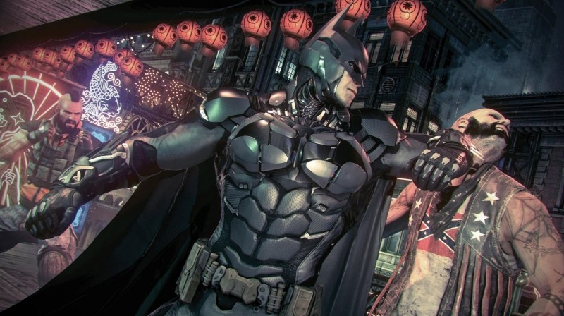 batman arkham knight benchmarked performance review