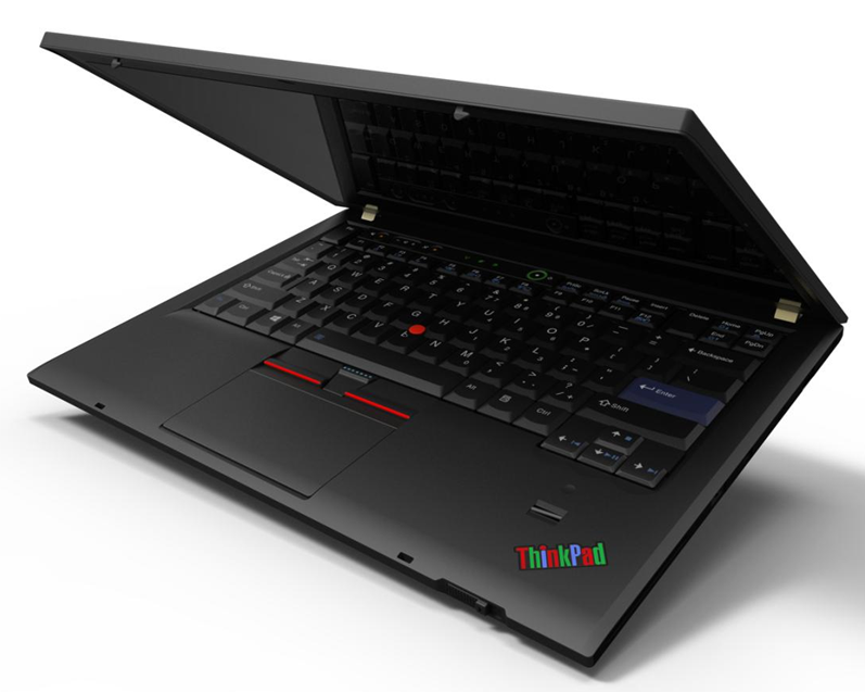lenovo thinkpad ibm laptop retro