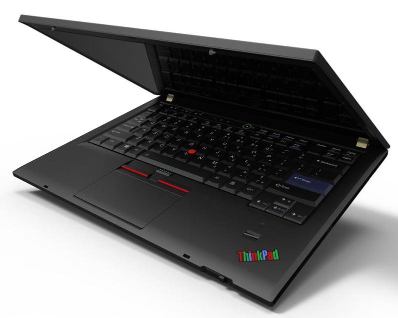 lenovo thinkpad ibm laptop retro