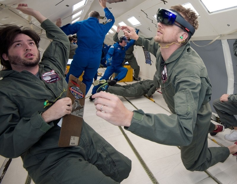 microsoft hololens space nasa iss sidekick project sidekick