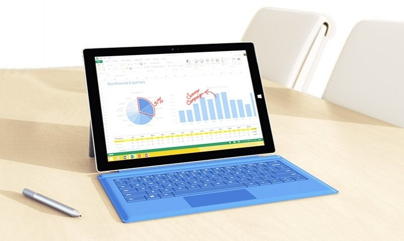 microsoft core surface pro intel core i7 surface 3