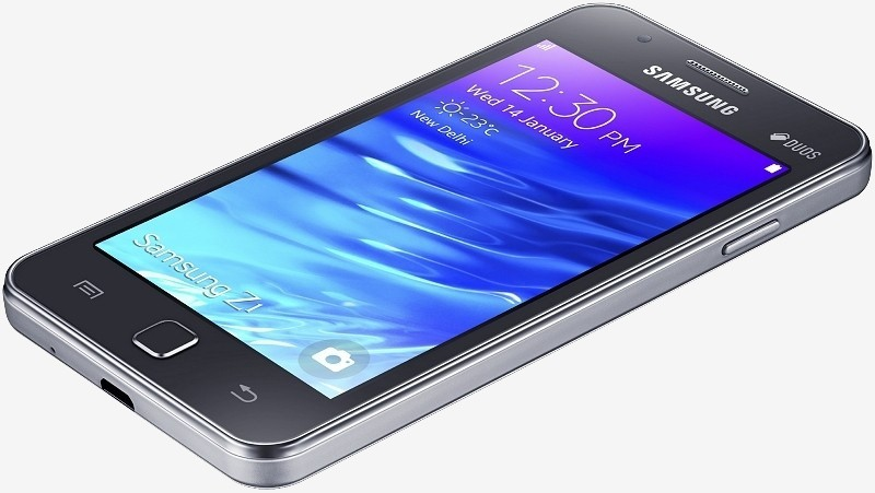 samsung tizen smartphone handset mobile phone phone