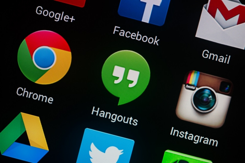 android, sms, hangouts, hangouts chat, hangouts meet