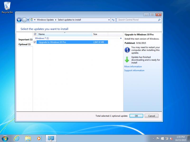 microsoft, windows, windows 8, windows 7, update, upgrade, automatic updates, windows 10