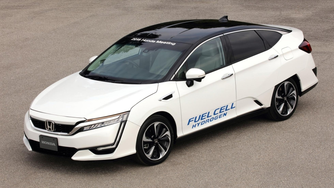 Honda Is Planning To Unveil Its New Fuel Cell Vehicle At The Tokyo Motor Show On Wednesday A Day Ahead Of Big Reveal Company Invited Journalists