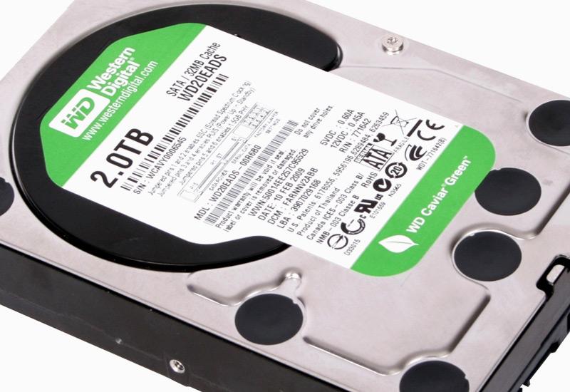 hdd, western digital, hard drive, wd, green, blue
