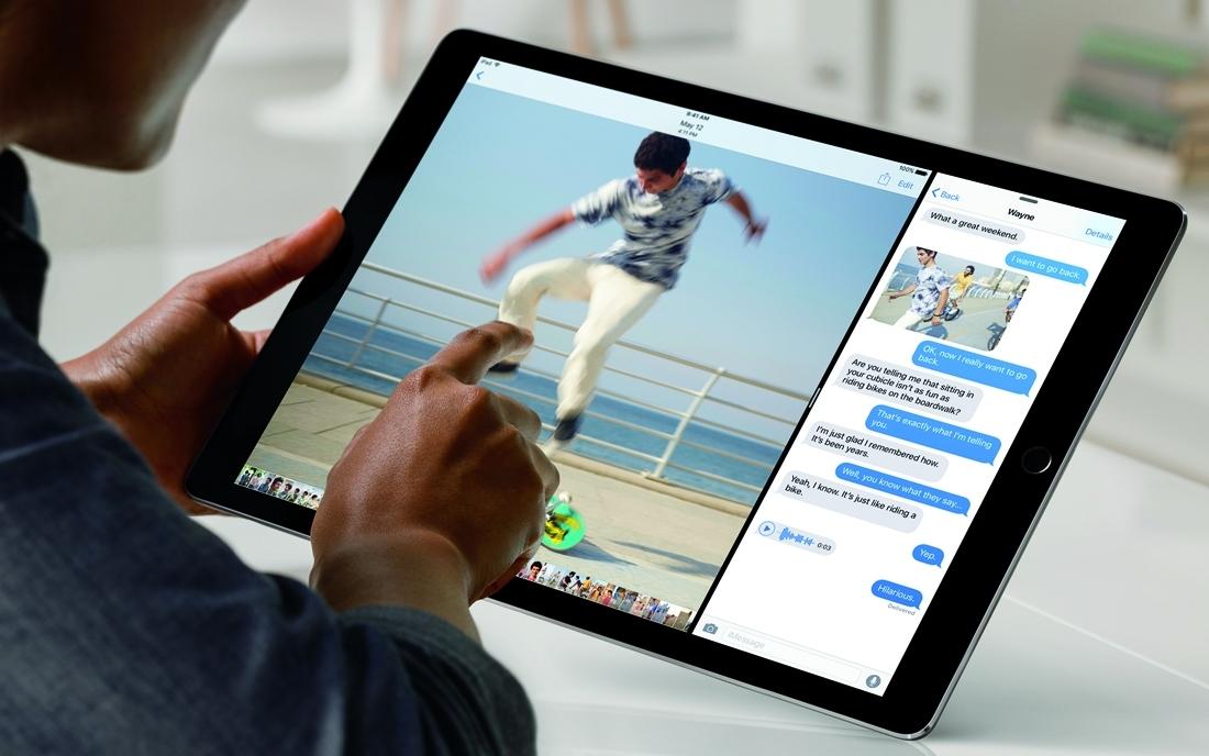 apple, ipad, ios, tablet, slate, multitasking, reviews, productivity, ipad pro