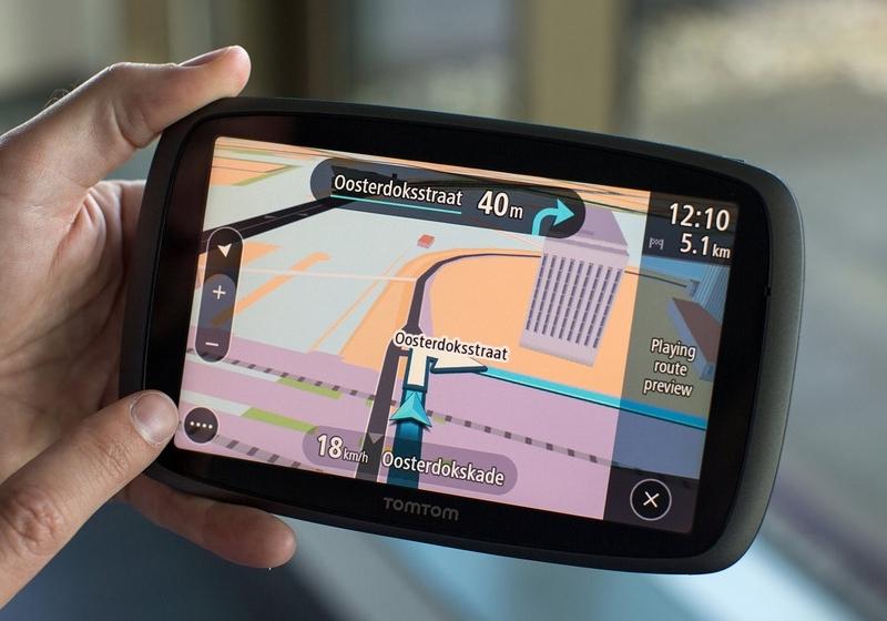 uber adds tomtom navigation data to its driver app techspot. Black Bedroom Furniture Sets. Home Design Ideas