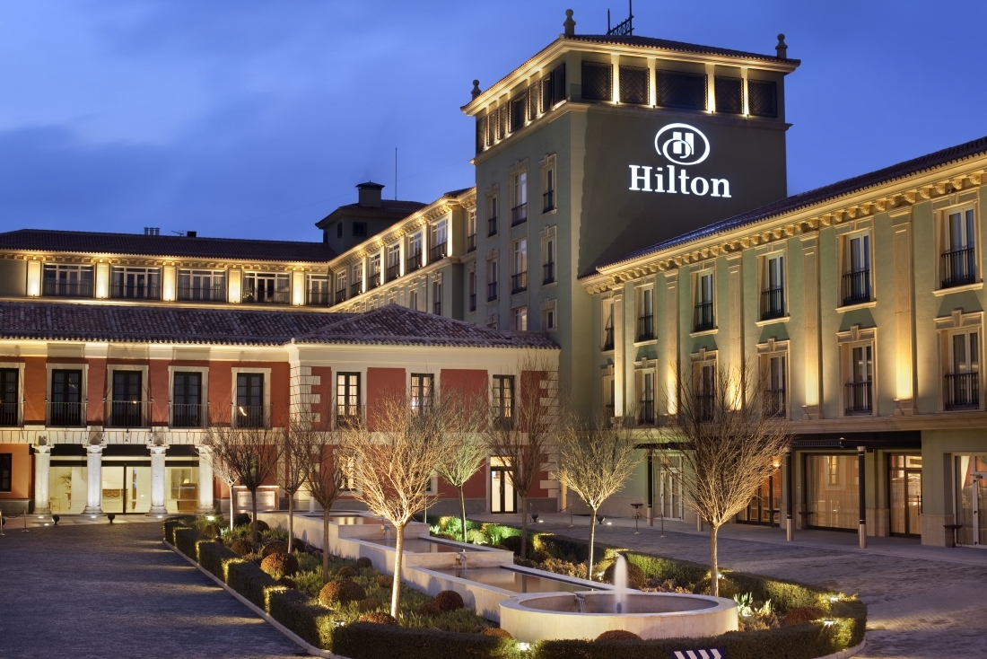 hilton hotel chain confirms data breach that exposed