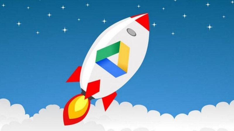 how to share files and update on google drive and