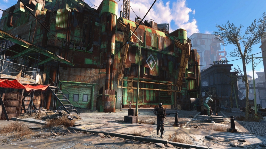 bethesda, gaming, violence, fallout 4, todd howard
