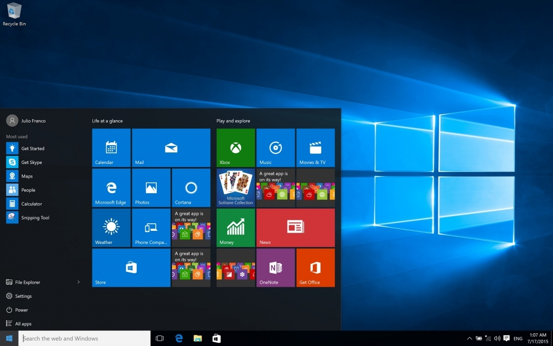 microsoft, windows, pc, lumia, xbox one, windows 10, windows installations