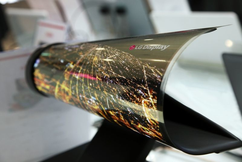 oled, lg, display, ces 2016, roll-up