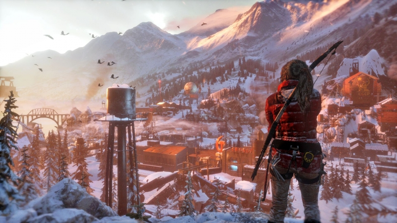 square, 4k, crystal dynamics, rise of the tomb raider, pc release date, minimum specs