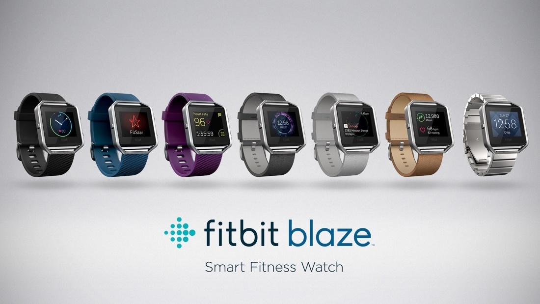 ces, smartwatch, fitbit, fitness tracker, ces 2016, fitbit blaze, blaze, smart fitness watch