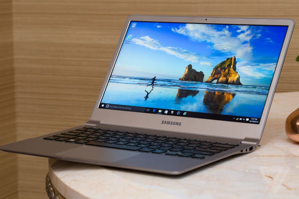 samsung, ces, laptop, ultrabook, windows 10, ces 2016