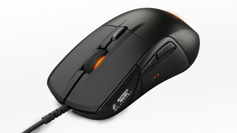 steelseries, ces, gaming mouse, ces 2016, rival 700, oled mouse