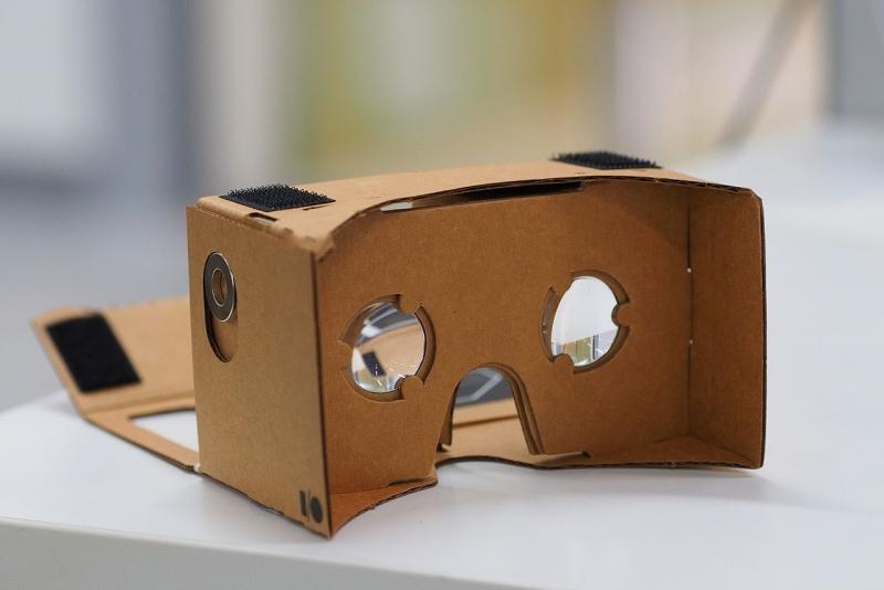 google, virtual reality, vr, google cardboard