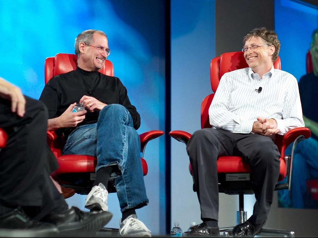 steve jobs, bill gates, musical, broadway, broadway musical, nerds