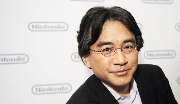 nintendo, dice, satoru iwata, lifetime achievement award, dice awards