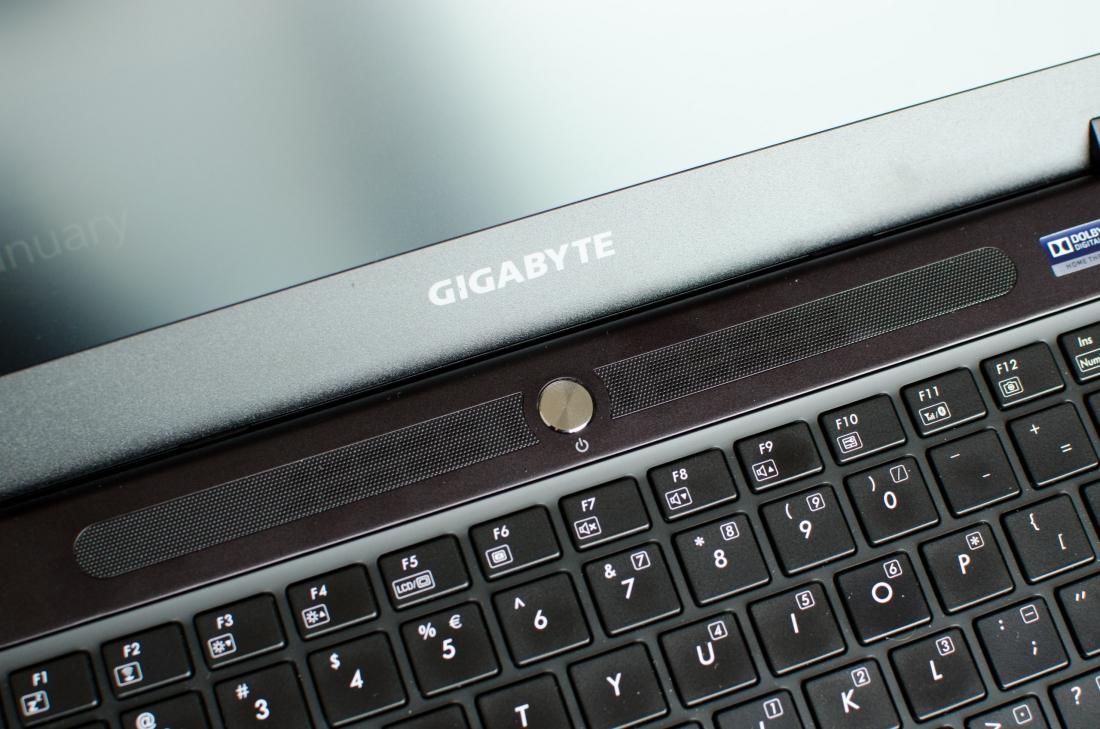 gigabyte, gaming laptop, p34w, p34w v5