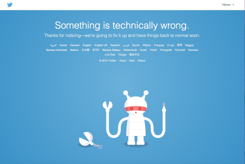 twitter, api, fail whale, twitter problems, site issues
