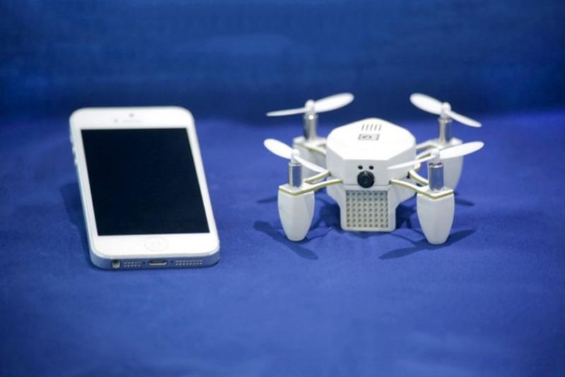 kickstarter, drone, zano