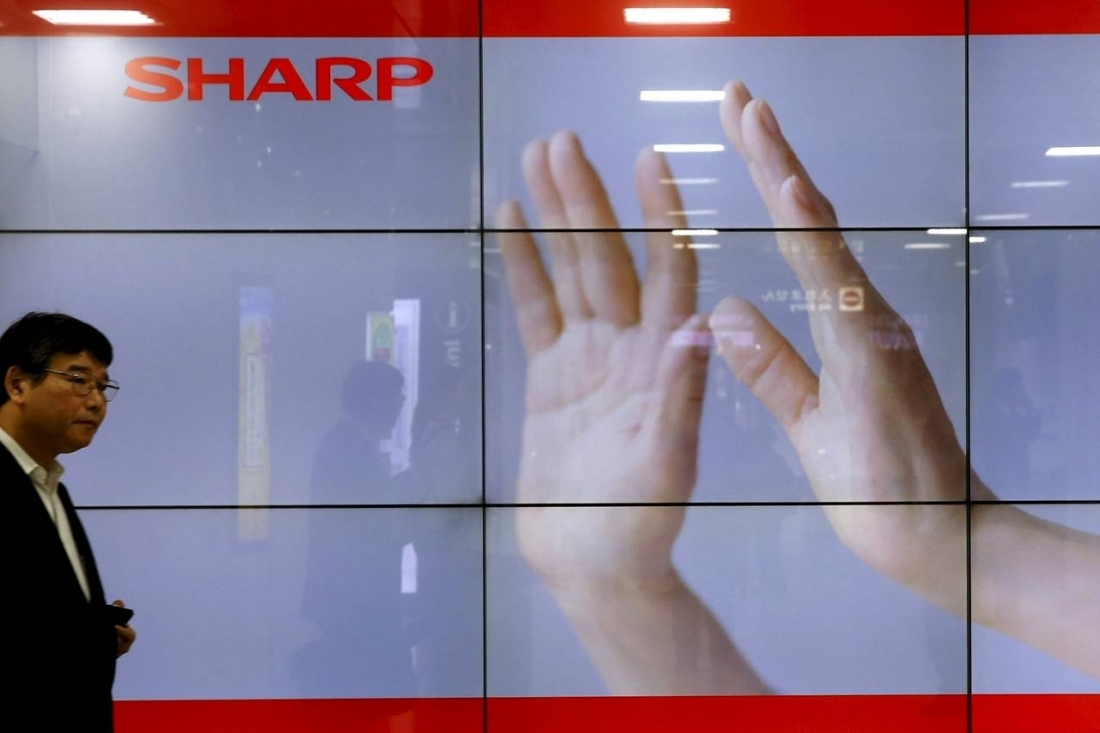 foxconn, japan, sharp, acquisition, buyout, japan display