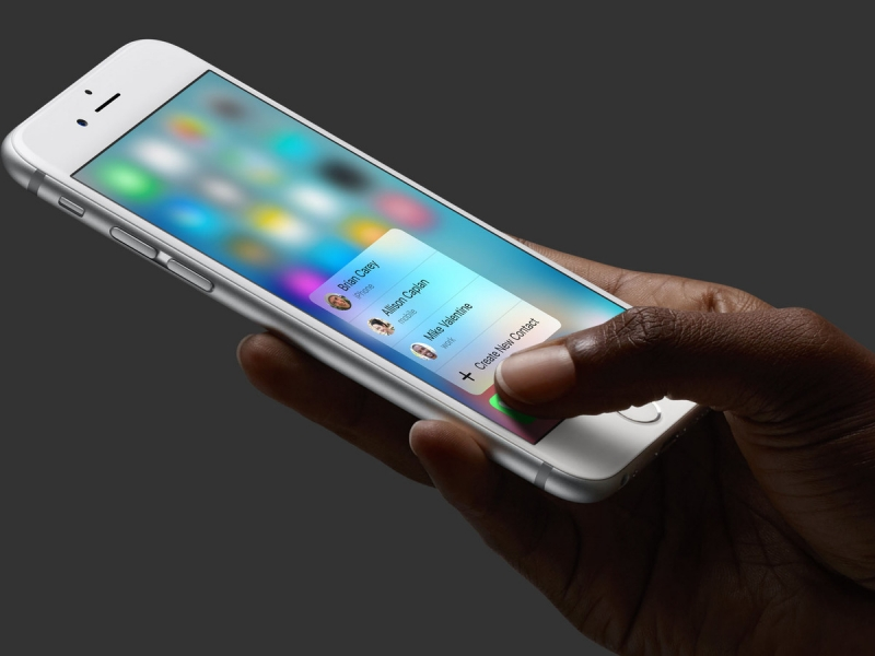 apple, facebook, apps, iphone 6s, iphone 6s plus, 3d touch, pop and peek